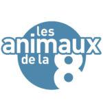 les animaux de la 8 logo